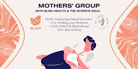 Mothers' Group: Postpartum Mood Disorders Session tickets