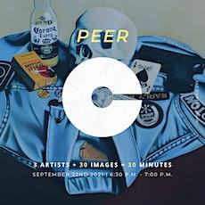 PEER: Artist Spotlight Series #6 tickets