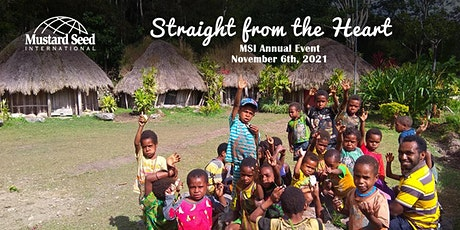 MSI's Virtual Event: Straight from the Heart (US Registration) tickets