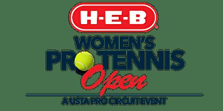 2021 H-E-B Women's Pro Tennis Open ~ 26-31 OCT. 2021~Austin, TX tickets