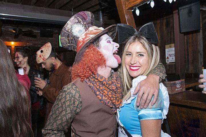 DENVER LoDo ZOMBIE CRAWL - Halloween Pub Crawl - OCT 30th image