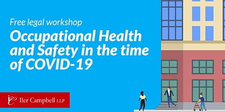 Free legal workshop: Occupational Health and Safety in the time of COVID-19 tickets