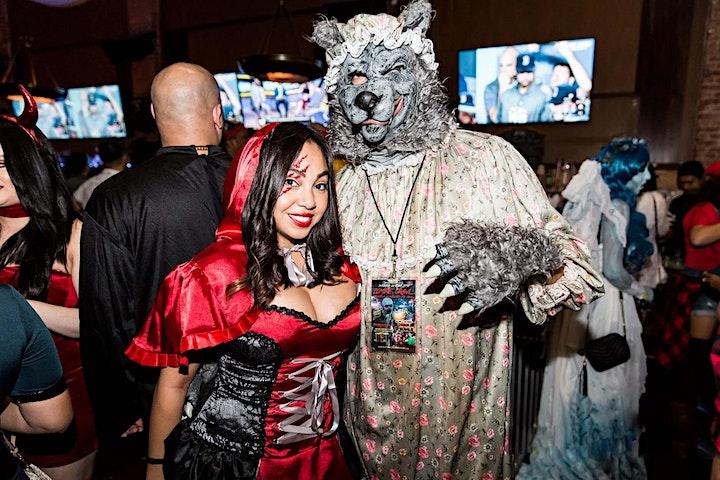 PACIFIC BEACH ZOMBIE CRAWL - Halloween Pub Crawl - OCT 30th image