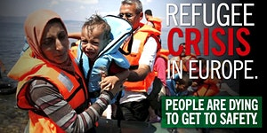 Syrian Refugee Crisis in Europe Fundraiser - Islamic...