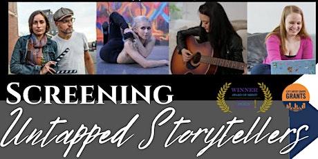 Untapped Storytellers - Screening tickets