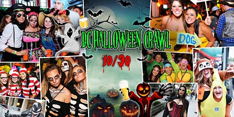 DC Halloween Crawl 2021 (Washington, DC) tickets