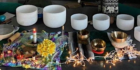 Gong Wash Meditation with Danna tickets