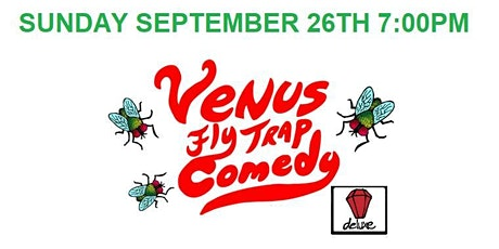 Ruby Deluxe Presents VENUS FLY TRAP COMEDY - Welcome to bright laughs tickets