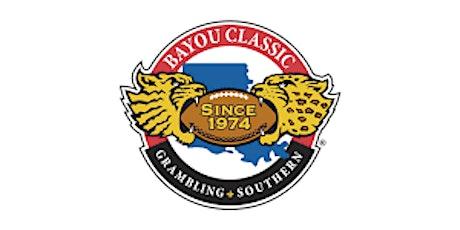 BAYOU CLASSIC COLLEGE FAIR - Recruiter Registration tickets
