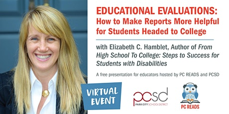 EDUCATIONAL EVALUATIONS: How to Make Reports More Helpful for Students tickets