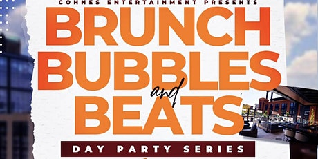 Copy of Brunch, Bubbles & Beats: Rooftop Day Party Series tickets