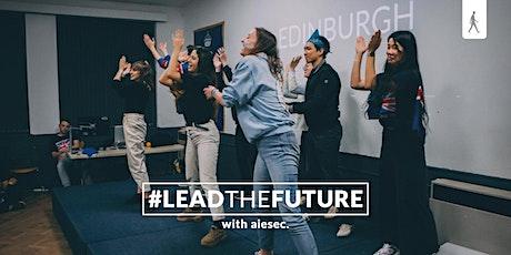 Join AIESEC in Edinburgh! tickets