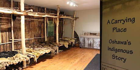 Exhibit Tour - A Carrying Place: Oshawa's Indigenous Story tickets