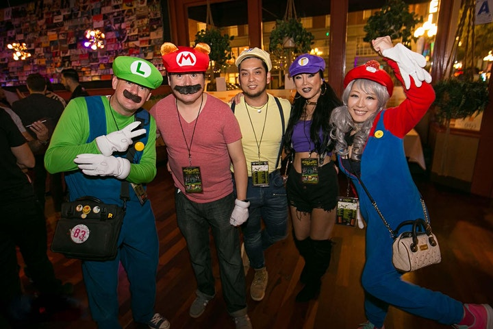 LOS ANGELES ZOMBIE CRAWL - Halloween Pub Crawl - OCT 30th image
