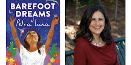 Virtual Author Event  for Schools/Students: Barefoot Dreams of Petra Luna tickets
