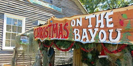 Christmas on the Bayou 3rd Annual Shopping Spectacular tickets