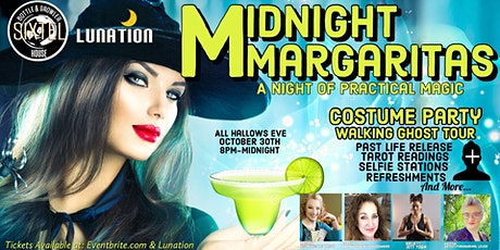 Midnight Margaritas a Night of Practical Magic & Ghost Tour tickets