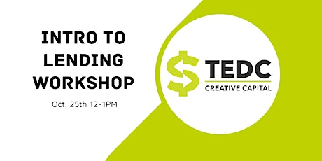 Intro to Lending Workshop tickets