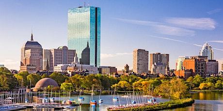 Discover Boston: 30分間オンライン小旅行!魅力溢れる米国ボストン tickets