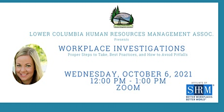 Workplace Investigations: Best Practices and How to Avoid Pitfalls tickets