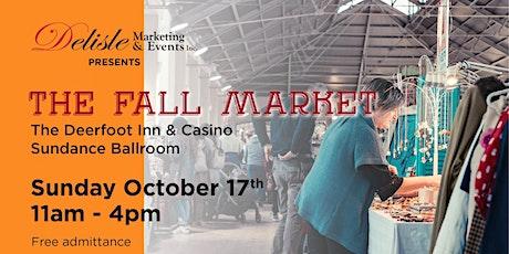 The Fall  Market tickets