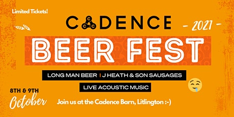 Cadence Beer Fest tickets