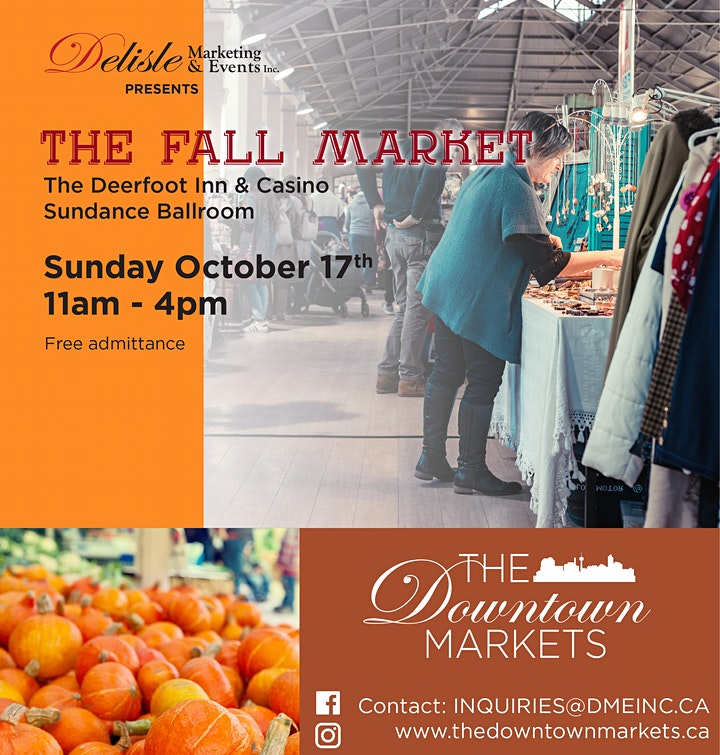 The Fall  Market image
