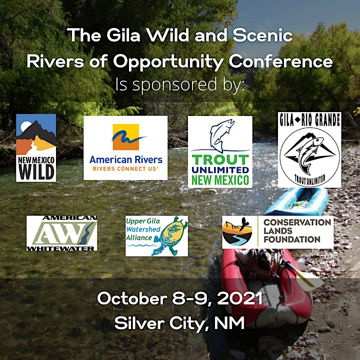Gila Wild and Scenic: Rivers of Opportunity Conference image