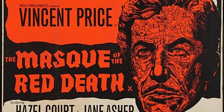 Outdoor Movie: THE MASQUE OF THE RED DEATH starring Vincent Price tickets