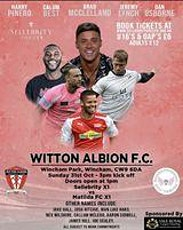Matilda Foundation FC vs Sellebrity Soccer UK tickets