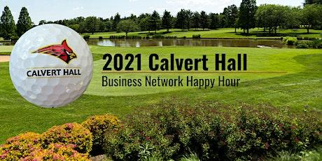 October 2021 Calvert Hall Business Network Golf Happy Hour tickets
