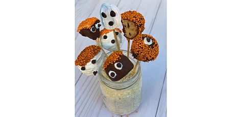 GIRL SCOUTS COOKING CLASS: HALLOWEEN Cookie Dough Pops & Apple Monsters tickets