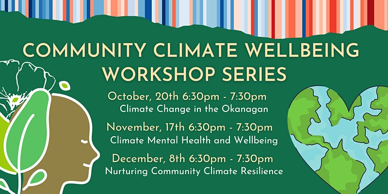 Community Climate Well Being Workshop Series