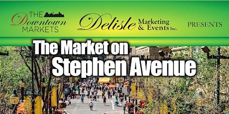 The Market on Stephen Avenue tickets