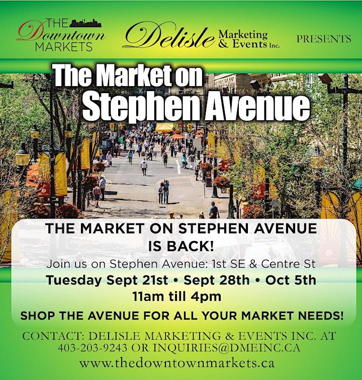 The Market on Stephen Avenue image