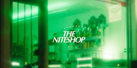 Kick-off: The Niteshop Weekender tickets
