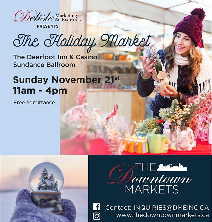 The Holiday Market image