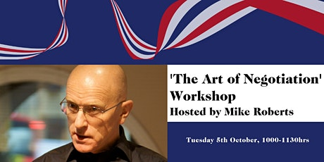 'The Art of Negotiation' Workshop tickets