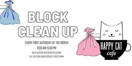 Block Clean Up tickets