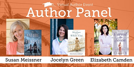Researching Historical Disasters: A Fiction Author Panel tickets