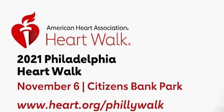 Philadelphia 3K Heart Walk tickets