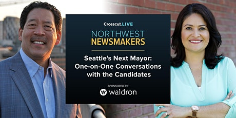 Seattle's Next Mayor: One-on-One with the Candidates billets