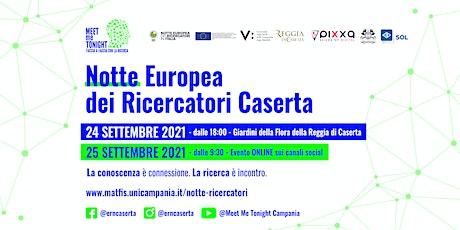 Notte Europea dei Ricercatori 2021 biglietti