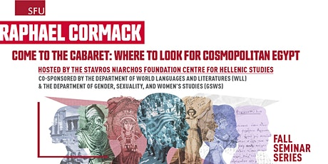 Come to the Cabaret: Where to Look for Cosmopolitan Egypt tickets