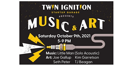Twin Ignition Presents October Art + Music tickets