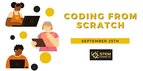 Coding From Scratch tickets