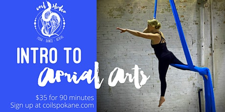 Intro to Aerial Arts Teaser Class tickets