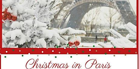 Christmas in Paris- Christmas Celebration tickets
