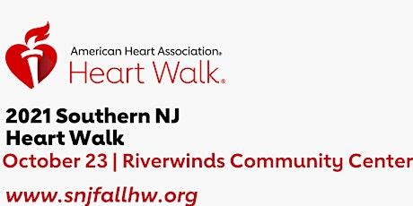 Southern New Jersey 3K Heart Walk tickets