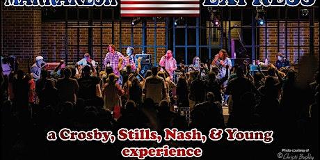Marrakesh Express live at the La Porte Civic Auditorium tickets